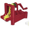 Big Boss Slice-A-Roo Tri-Blade Fruit and Vegetable Spiralizer