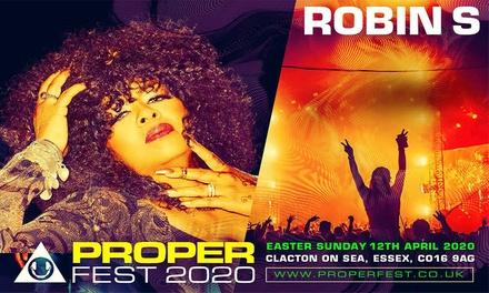 Proper Fest 2020, 12 April, ClactonOnSea