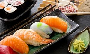 Oh Sushi: Oh Sushi - Cena giapponese con tante specialità per 2 o 4 persone