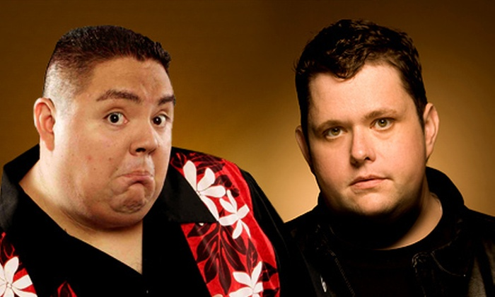 Foxwoods Resort Casino - Fox Theater at Foxwoods Resort Casino: Ralphie May or Gabriel Iglesias Comedy Show for Two at Comix At Foxwoods Resort Casino (Up to Half Off)