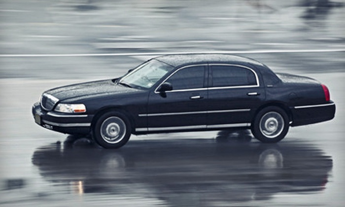 Limos, Inc. - Chicago: $69 for Roundtrip Airport Transportation for Two People to or from Midway or O'Hare from Limos, Inc. (Up to $150 Value)