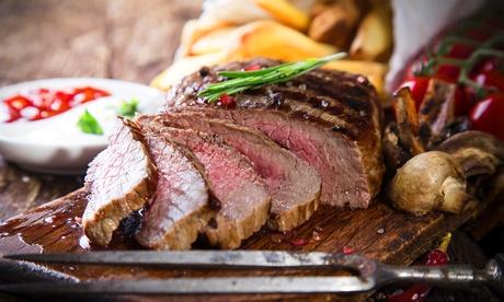 Korting Black Angus Steak in Scheveningen