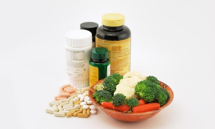Luxvite Naturals LLC - Summerlin: $25 for $45 Worth of Nutritional Supplements — LuxVite Naturals LLC