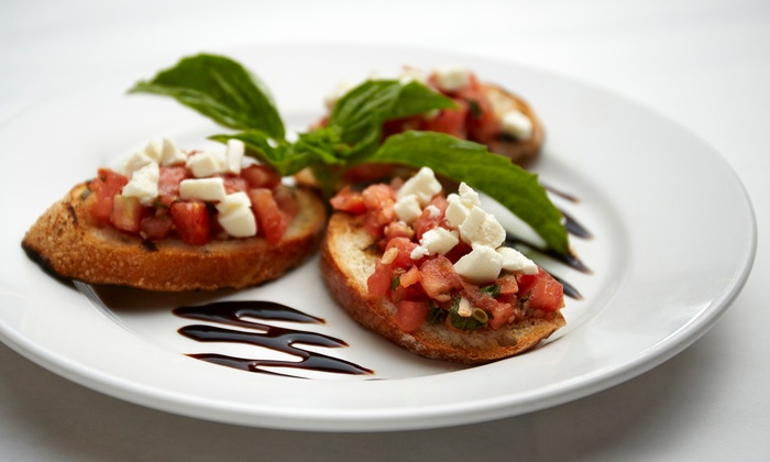 Café Divino Restaurant & Wine Bar - North End: $18 for $30 Worth of Italian Food, Wine and Spirits at Café Divino Restaurant & Wine Bar