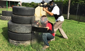 Paintball Next: Paintball Outing for One, Two, Four, or 10 at Paintball Next (Up to 65% Off)