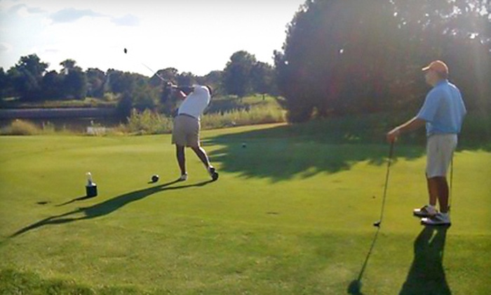 Gil Davis Golf - Marquette Park: One or Three Private 60-Minute Golf Lessons or a Half Day of Training from Gil Davis Golf (Up to 67% Off)
