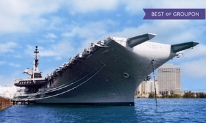 USS Midway Museum: One Admission to USS Midway Museum (Up to 25% Off)