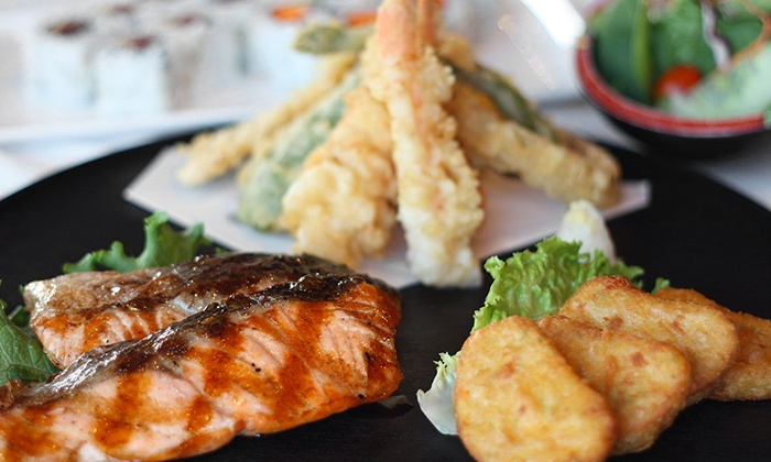 Taki Japanese Restaurant - Niagara Falls: Six-Course Meal for Two or Four at Taki Japanese Restaurant (Up to 56% Off)