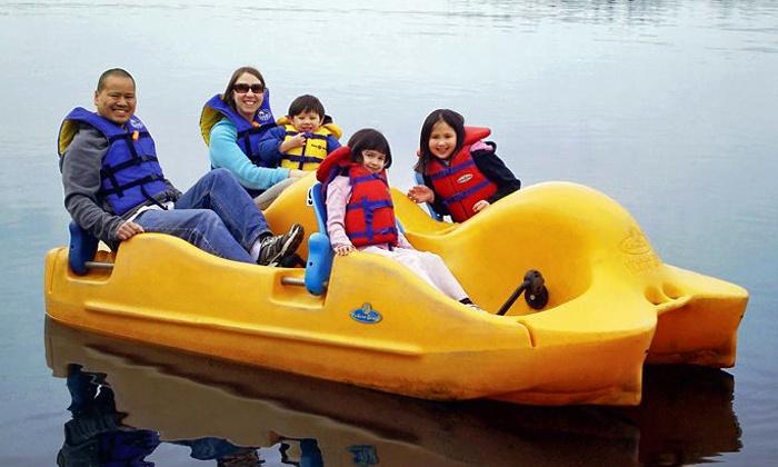 Deer Lake Boat Rentals - Deer Lake : One- or Two-Hour Boat Rental at Deer Lake Boat Rentals (Up to 52% Off)