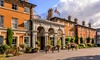 Surrey: 4* Superior Room with Three-Course Dinner