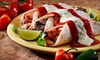 Blue Agave - Framingham: Mexican Dinner for Two or Four, or Choice of Brunch or Lunch at Blue Agave (Up to 58% Off)