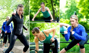 Hiit It With Britt: Eight  Boot-Camp Classes at HIIT It with Britt (50% Off)