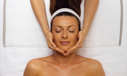 image for 30-Minute Facial or Back, Neck and Shoulders Massage at La Visage (Up to 48% Off)