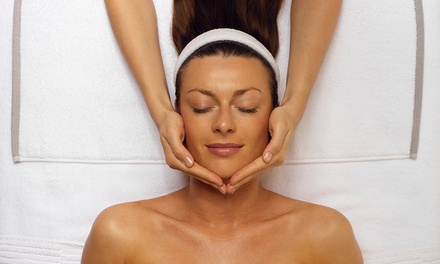 30-Minute Express Facial or 60-Minute Holistic Facial at Diane Pepper at Savvy Health Hair and Beauty (Up to 54% Off)