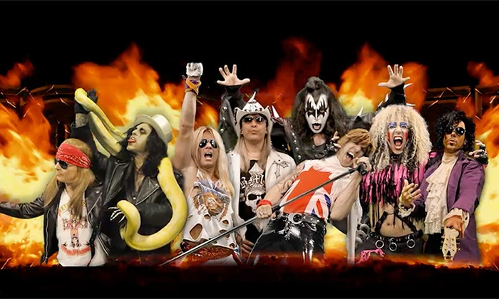 Hairball - Paramount Theatre: Hairball on Saturday, January 16, at 7 p.m.
