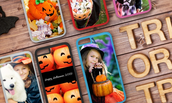Printerpix: Custom Case for iPhone 5/5s, 6, or 6 Plus from PrinterPix for $5–$11
