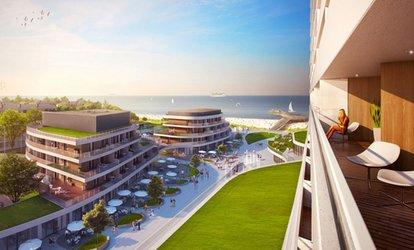 grafika Świnoujście: 2-8 nocy w nowym hotelu Radisson Blu Resort 5*