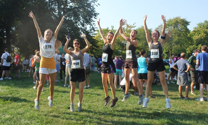 Traffick Free - Diversey Harbor: $15 for Entry to Traffick Free's Run Against Traffick 5k on Saturday, September 7, at 9 a.m. ($35 Value)