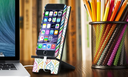 Personalized Phone Stand from Paper Concierge