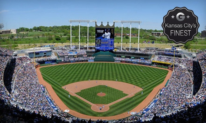 Kansas City Royals - Kauffman Stadium: Kansas City Royals Game Against Detroit Tigers at Kauffman Stadium (Up to 71% Off). Six Options Available.