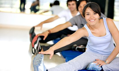 $25 for $45 Worth of Services at Studio 12 Dance and Fitness