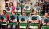 Art Smart Academy - Northwest Columbia: One Paint-A-Long Class for One or Two Adults, or Four Classes for One Adult at Art Smart Academy (Up to 55% Off)