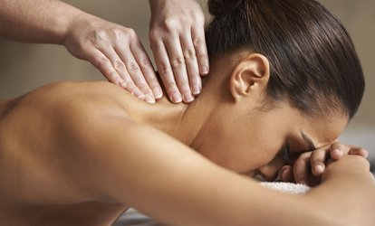 image for 30- or 60-Minute Full-Body Massage at Express Beauty
