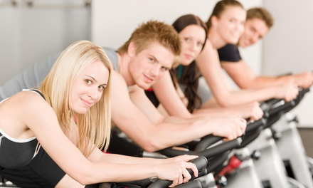 Up to 63% Off Spin Classes at Revolution Cycle, LLC