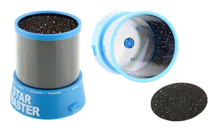 Star Master Planetarium Night Light Projector Groupon