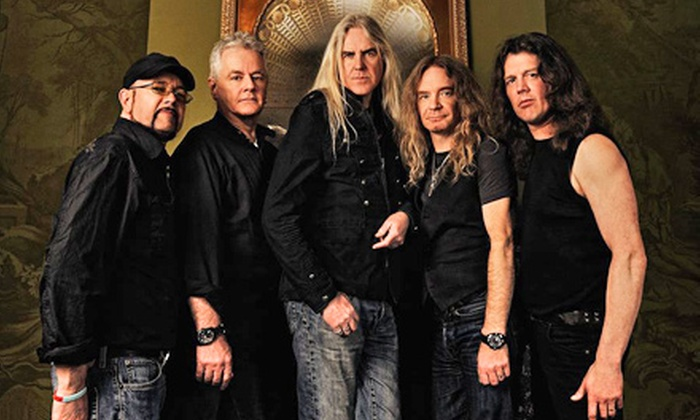 Saxon with Fozzy - House of Blues Dallas: $17 to See Saxon with Fozzy at House of Blues Dallas on Thursday, September 26, at 7:45 p.m. (Up to $34.75 Value)