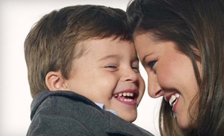 $35 for a Portrait Package with Image CD and Prints at Sears