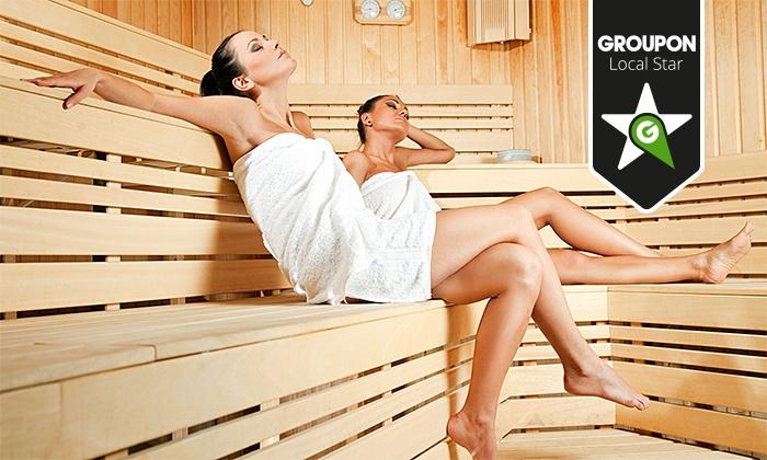 sauna eintritt up kletterzentrum oldenburg groupon. Black Bedroom Furniture Sets. Home Design Ideas