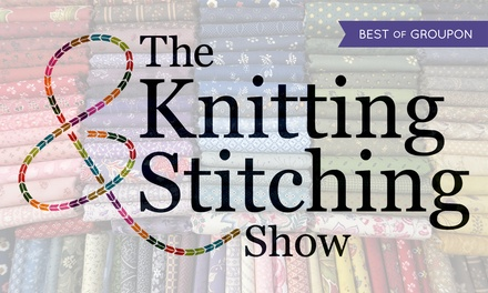 The Knitting & Stitching Show, 23-26 November at Harrogate Convention Cen...