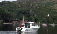 One- or Two-Hour Private Boat Charter for Up to Five People with West Coast Fishing Adventures