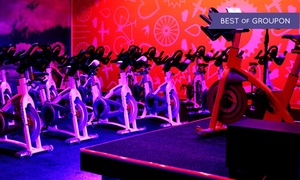 Flyght: $49 for Five Cycling Classes at Flyght ($99 Value)