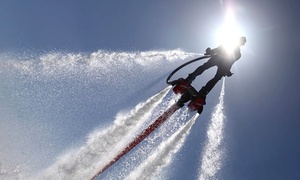 La Playa Water Sports: Half- or One-Hour Flyboarding Experience from La Playa Water Sports  (Up to 52% Off)
