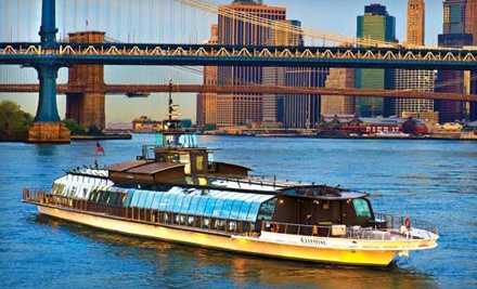 3-Hour Dinner Cruise Aboard the