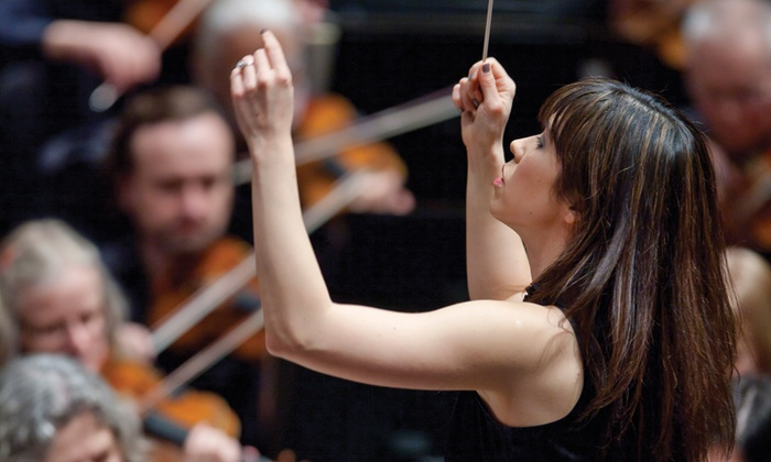 """""""Celtic and Americana Fiddle: Eileen Ivers and Immigrant Soul"""" and """"Inside the Classics: Beethoven's Tenth"""" - Minnesota Orchestra: Eileen Ivers or the Minnesota Orchestra at Orchestra Hall on March 6 or 13 (Up to 50% Off)"""