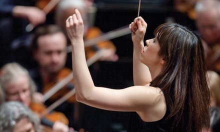 Eileen Ivers or the Minnesota Orchestra at Orchestra Hall on March 6 or 13 (Up to 50% Off)
