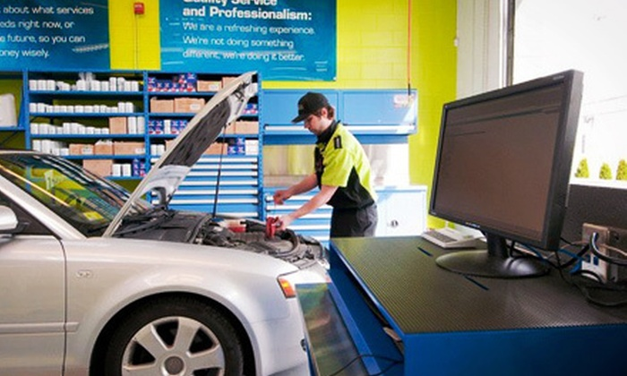 Protech Automotive Services - Johnston: $34 for Two Full-Service Oil Changes at Protech Automotive Services ($69.98 Value)