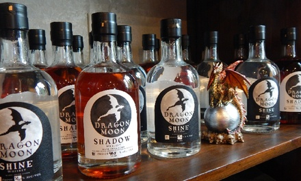 Distillery Tour and Spirit Tasting for One, Two, or Four at Dragonfyre Distillery (Up to 43% Off).