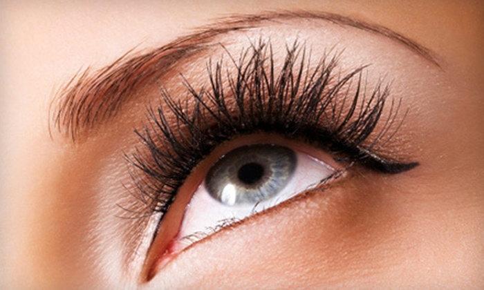 Medspa at The Women's Centre for Excellence - Clermont: Synthetic or Mink Lash Extensions with Optional Touch-Up at Medspa at The Women's Centre for Excellence (Up to 74% Off)