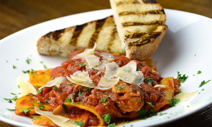 Craft Beer Bar - Cuyahoga Falls: $12 for $20 Worth of Dinner for Two at Craft Beer Bar