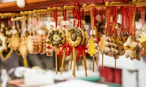 Aztec Events: The Newbury Festive Craft, Gift & Food Show Tickets, 26 - 27 November