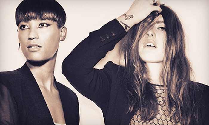Icona Pop w/ K.Flay, Sirah, Alex Angelo - House of Blues Cleveland: $10 to See Icona Pop with K.Flay, Sirah, and Alex Angelo at House of Blues Cleveland on September 15 (Up to $28 Value)