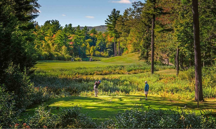 The Shattuck Golf Club - The Shattuck Golf Club: 18 Holes of Golf for One or Four with Cart, or Season Membership at The Shattuck Golf Club (Up to 63% Off)