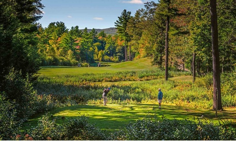 18 Holes of Golf for One or Four with Cart, or Season Membership at The Shattuck...