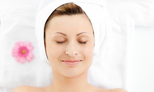 Full Moon Hair: Up to 56% Off Vibradermabrasion  at Full Moon Hair & Spa
