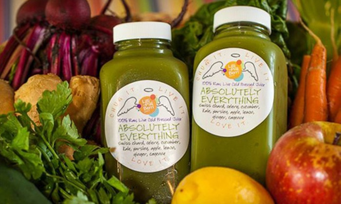 Lilli Pilli Health Bar - White Plains: $95 for a Three-Day Juice Cleanse from Lilli Pilli Health Bar ($195 Value)