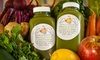 OOB-Lilli Pilli Health Bar - White Plains: $95 for a Three-Day Juice Cleanse from Lilli Pilli Health Bar ($195 Value)